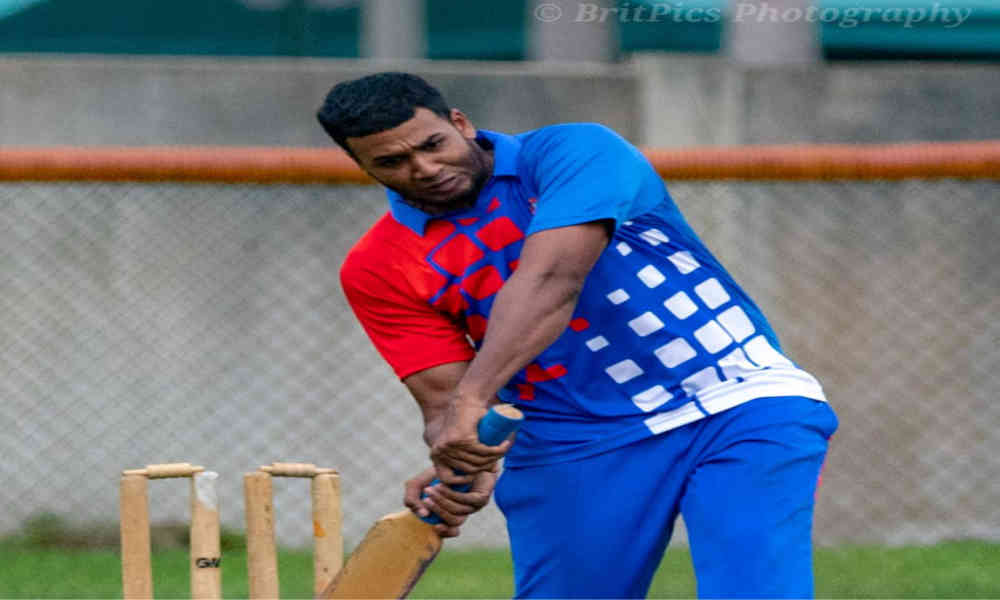 Kendall Ramsijewan Continues His Good Form In to 2019….